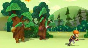 《熊出没之秋日团团转》