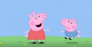小猪佩奇之友谊的童年 操场
