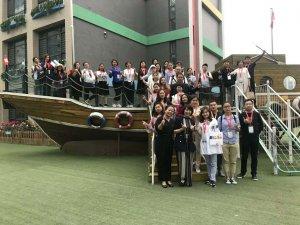 2019北京知名幼儿园博顿创意幼儿园观摩