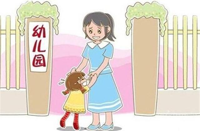 幼儿园开学哭成一片,过来人:哭正常,不哭更必要担心